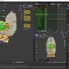 Blender2.9で左右対称のポーズを作る