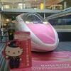 京都鉄道博物館は電車と石山ファミリーがたくさん
