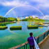 GoPro(ゴープロ)で撮影された虹が凄まじくきれいだぞっ!#goprorainbow