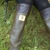 フェスで大人気!履き心地よし!収納コンパクト!見た目もかわいい!?日本野鳥の会 バードウォッチング長靴