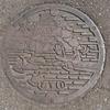 愛知県犬山市のマンホール