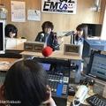 FMびゅー「子育て応援番組ラジこらん」のゲスト収録