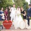 【結婚式当日】簡単なレポ*ウェルカムパーティ~中座編