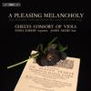 『A Pleasing Melancholy』 Chelys Consort of Viols/Kirkby/Akers
