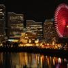 カーボン三脚で横浜みなとみらいのイルミネーションと夜景を撮影してきた【2016.12.23】