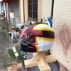 3月7日 ヘルメット塗装8