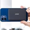 Anker、MagSafe対応バッテリーパック「PowerCore Magnetic 5K Wireless Power Bank」を発売【更新】