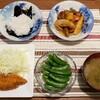 2019-03-19の夕食