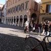 イタリアの街-モデナ 交通