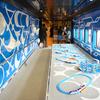 上越新幹線の「現美新幹線」の子供向けプレイルームが素敵