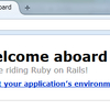 WindowsでRuby on Railsの環境を作る。