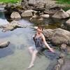 島根県 出雲湯村温泉 河原の湯