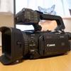 業務用のビデオカメラ Canon XF400 を買った