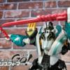 【Go!】 参乗合体 トランスフォーマー Go! ソードマスター ゴウプライム レビュー
