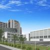 一宮西病院 北館増築工事が始動します