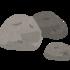 ありふれた石