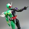 Figure-rise Standard 仮面ライダーW サイクロンジョーカー レビュー Figureriseを振り返る昔話
