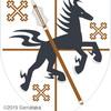 雷馬の紋章、鎚矛をひっさげて。