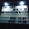 "20191123/9mm Parabellum Bullet""FEEL THE DEEP BLUE TOUR 2019""@Zepp Nagoya"