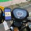 クアッドロックの衝撃吸収ダンパーを使ってみた|バイク用スマホホルダー【iPhone】【レビュー】