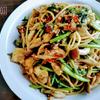 『きのう何食べた?』シロさんの蕪の葉とツナのスパゲッティ