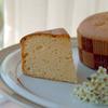 きび砂糖のカントリーケーキ