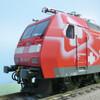 Märklin 36892 Railion Deutschland 185 142-7 Ep.5 その2