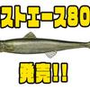 【EVERGREEN】リアルなシークレットベイトのフローティングモデル「ラストエース80F」発売!