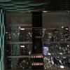 ザ・プリンスギャラリー東京紀尾井町36F最上階レストランのオールデイダイニング「オアシスガーデン」でディナー