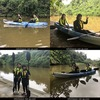 Mangrove kayak and experience diving Part 1
