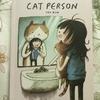 かわいい絵本その2 CAT PERSON