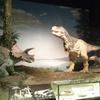 恐竜とロボットと例の広場(1日目:平日の博物館っていいね)
