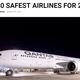 微妙に危険な「航空会社ランキング」&全航空会社の危険度一覧(2018年版)