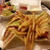 【ホーチミンシティ】インターコンチネンタルアシアナサイゴン クラブハウスサンドイッチ