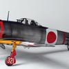 1/32 ハセガワ 二式単座戦闘機 鐘馗 Ⅱ型丙