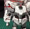 RG RX-0 ユニコーンガンダム(5)〜腕部の製作〜