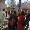 小岩を若者の街に 江戸川総合人生大学の発表の会でした