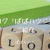 新ブログ「ぱぱハウジング」を立ち上げました!