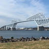 日本百名山挑戦中の方と東京ゲートブリッジでランニング☆20201220