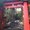 その3熊野詣で!中辺路歩き(大雲取越え・小雲取越え)の記録(番外編 神倉神社)