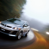 """マツダの北米向け新型SUVの車名を""""CX-7""""と予想している海外メディアの記事。"""