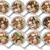 早稲田「メルシー」の五目そばをキャンベル缶風にエクセルで描いてみた