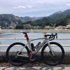 Zwift - ' Hironobu(Shamisen R)'s Meetup / ロードバイク - 安濃ダムサイクリング