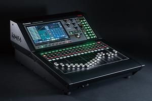 「RAMSA WR-DX350」製品レビュー:Dante接続に対応した32ビット/96kHz動作のデジタル・ミキサー
