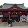 ご利益は恋愛成就、縁結び 神戸の生田神社 その1 (兵庫)