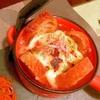 丸ごとレンチン玉葱の和風グラタンスープ
