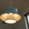 Louis Poulsen Doo-Wopの電球を全方向タイプのLED電球に交換した