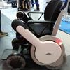 「未来」を感じる、電動車椅子。