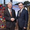 日本ウズベキスタン協会設立20周年を記念した総会を開催~新ウズベク大使やウズベク語講座の講師をお迎えしウズベクの生活や料理などについて伺う~