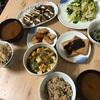 今日の晩御飯 お野菜だけでもおいしい炒め